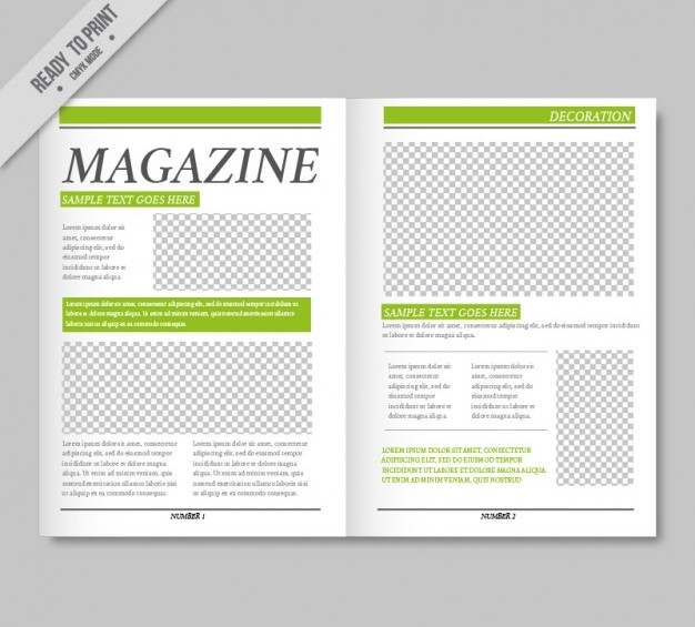 print my own magazine